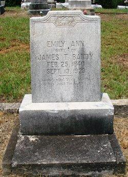 Emily Ann <i>Mangrum</i> Bandy