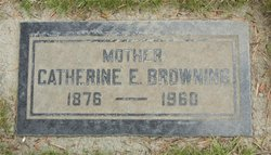 Catherine Elizabeth <i>Bristol</i> Browning