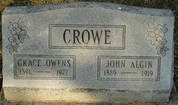 Marion Grace <i>Owens</i> Crowe
