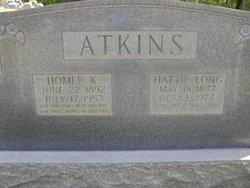 Homer K. Atkins