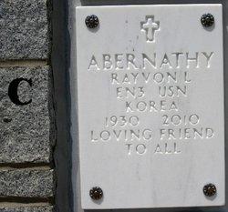 Rayvon Leeroy Abernathy