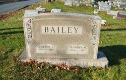 Beatrice M <i>Krueger</i> Bailey