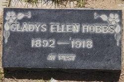 Gladys Ellen <i>Foster</i> Hobbs