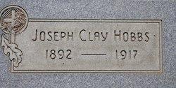 Joseph Clay Hobbs