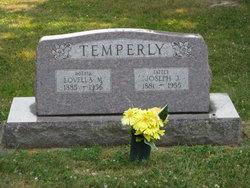 Joseph J Temperly
