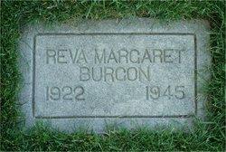 Reva Margaret Burgon