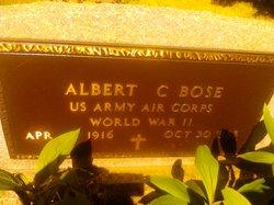 Albert C Allie Bose