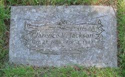 Clarence Vard Jackson