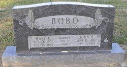 Mary L. <i>Daily</i> Bobo