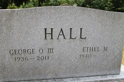 George Orbin Hall, III
