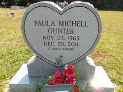 Paula M <i>Henley</i> Gunter