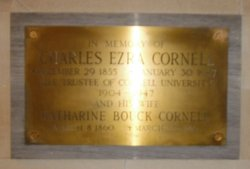 Charles Ezra Cornell