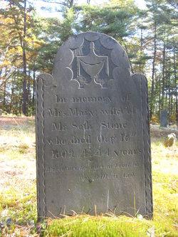 Mary <i>Tufts</i> Stone