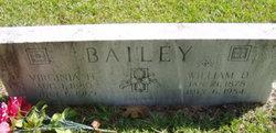 William D Bailey