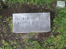 Margaret L. <i>Maloney</i> Gorenflo