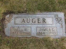 Mrs Nellie <i>Wigley</i> Auger