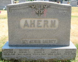 Martin Joseph Ahern