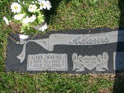 Gary Wayne Adams