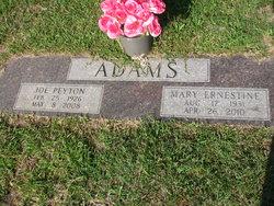 Mary Ernestine Adams