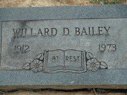 Willard D Bailey
