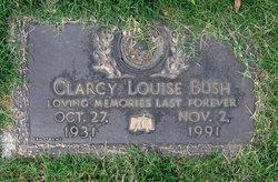 Clarcy Louise <i>Robinson</i> Bush