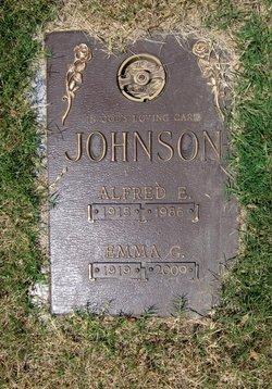 Alfred E. Johnson