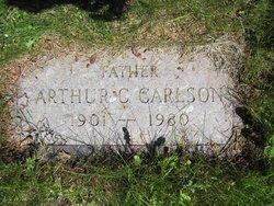 Arthur C Carlson