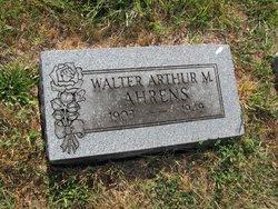 Walter Arthur M Ahrens