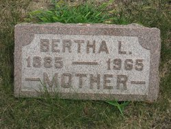 Bertha Louise <i>Monson</i> Berven