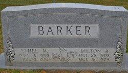 Milton R Barker
