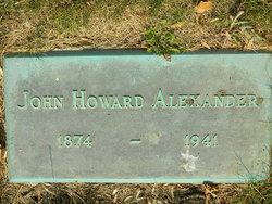 John Howard Alexander