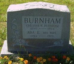 Chester A Burnham
