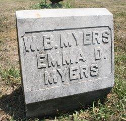 Emma A. <i>Dustin</i> Myers
