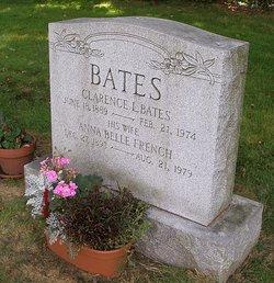 Anna Belle <i>French</i> Bates