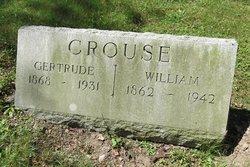 Gertrude <i>Miller</i> Crouse