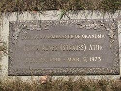 Flora Agnes <i>Strauss</i> Atha