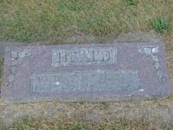 Martha Elizabeth <i>Fitzjohn</i> Heald