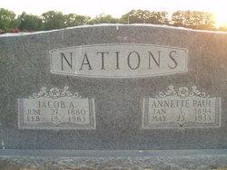 Annette <i>Paul</i> Nations