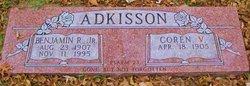 Coren Vessie <i>Newberry</i> Adkisson