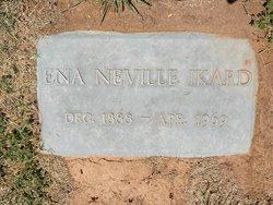 Ena <i>Neville</i> Ikard