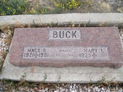 Mary Louise <i>Murchison</i> Buck