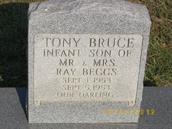 Tony Bruce Beggs