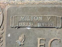 Milton Vernon Eckhart