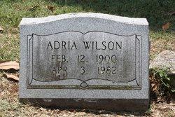 Adria Wilson