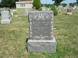 Clara <i>Matson</i> Britton