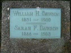 William Harrison Dawson