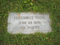 Columbus Toon