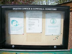 Snaith, Cowick and Gowdall Cemetery