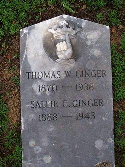 Thomas Watson Ginger