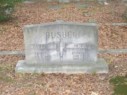 Ernest C Busbee